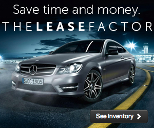 The Lease Factor Lease Specials