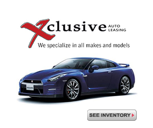 Xclusive Auto Leasing Lease Specials
