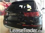 2017 Audi Lease