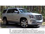 2017 Cadillac Lease