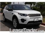 2017 Land Rover Lease