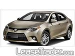2017 Toyota Lease