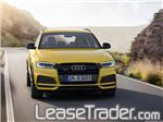 2018 Audi Lease