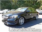 2018 Mercedes-Benz CLA250 Coupe Sedan