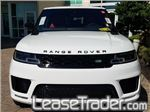 2018 Land Rover Lease