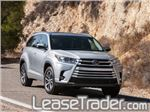 2018 Toyota Lease