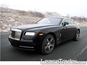Rolls-Royce Wraith Coupe