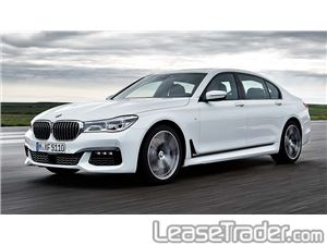 BMW 540iA Sedan