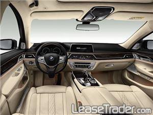 BMW 740i Sedan