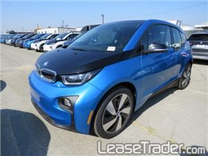 BMW i3 94 Ah with Range Extender