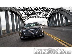 Cadillac CT6 3.6L Sedan