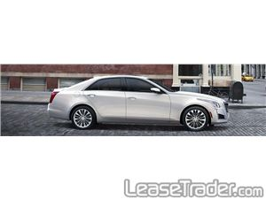 Cadillac CTS 2.0L Turbo Sedan