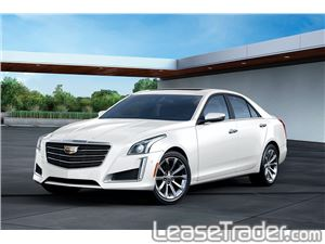 Cadillac CTS 2.0L Turbo Sedan