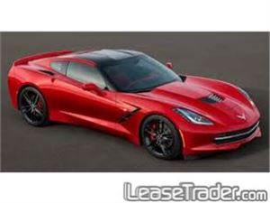 Chevrolet Corvette Stingray 1LT Coupe