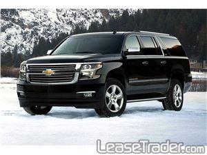 Chevrolet Suburban LS