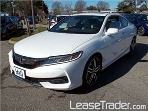 Honda Accord LX-S Coupe