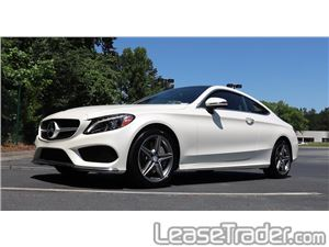 Mercedes-Benz C300 Coupe