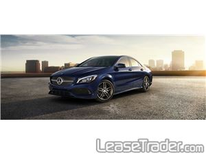 Mercedes-Benz CLA250 4MATIC 4-Door Coupe