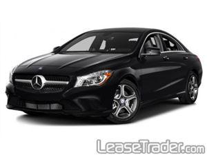 Mercedes-Benz CLA250 4MATIC 4-Door Coupe