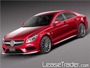 Mercedes-Benz CLS550 4MATIC Coupe