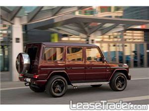 Mercedes-Benz G550 4.0L V8 biturbo