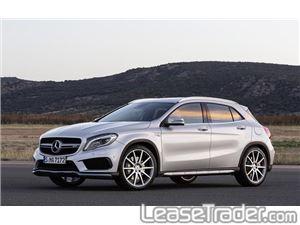 Mercedes-Benz GLA250 SUV