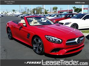 Mercedes-Benz SL450 Roadster