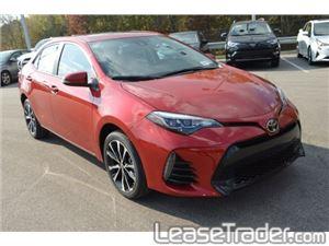 Toyota Corolla SE Special Edition