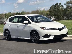Toyota Corolla iM Hatchback