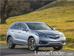 Acura RDX Technology Package
