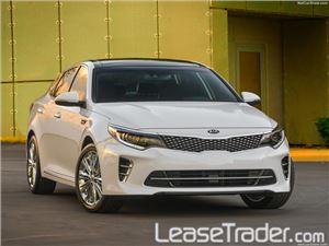 Kia Optima LX 1.6T Sedan