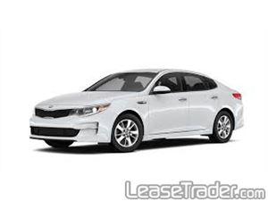 Kia Optima LX Sedan