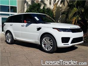Range Rover Sport 3.0L V6 Supercharged SE