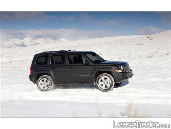2014 jeep patriot latitude side. Cars Review. Best American Auto & Cars Review