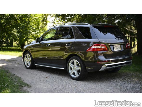 Mercedes benz ml350 lease vehicle listings with all for Tarzana mercedes benz