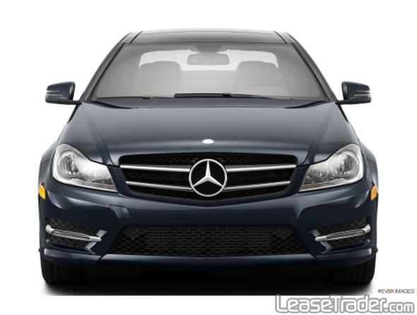 2015 mercedes benz c250 coupe for Mercedes benz lease inspection