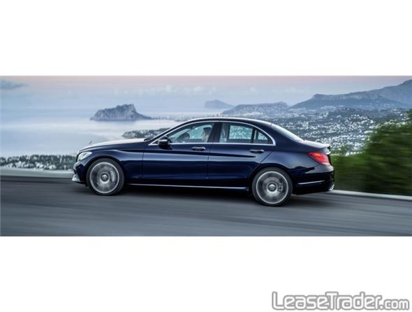 2015 mercedes benz c300 sedan for Mercedes benz c300 residual value