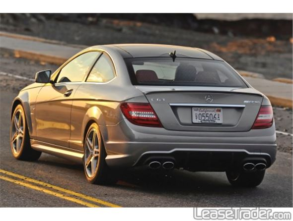 2015 mercedes benz c63 amg for Mercedes benz lease inspection
