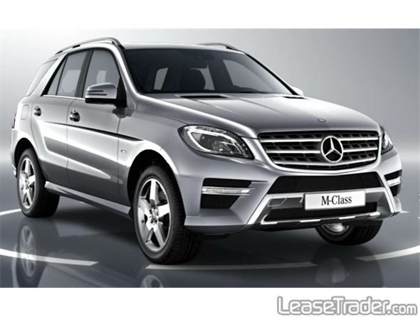 Lease ml 350 autos post for Mercedes benz ml lease