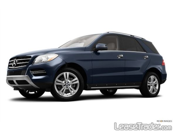 2015 mercedes benz ml350 for Mercedes benz lease inspection