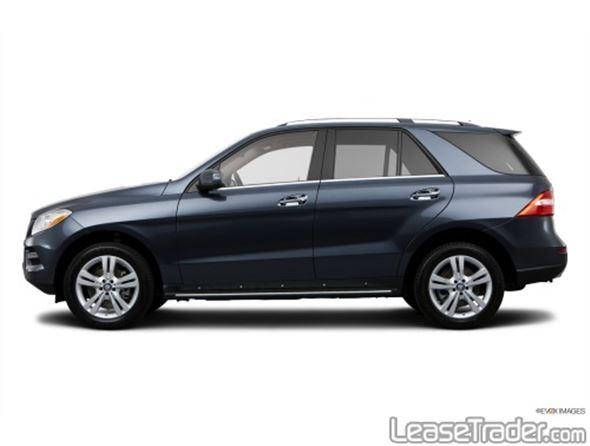 2015 mercedes benz ml350 for Mercedes benz zero down lease