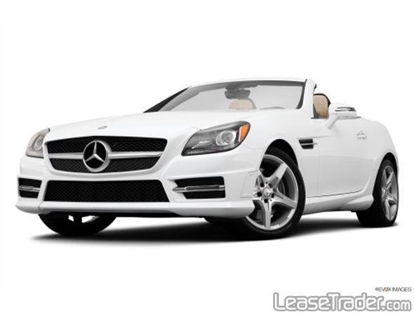 2015 mercedes benz slk250 roadster for Mercedes benz lease inspection