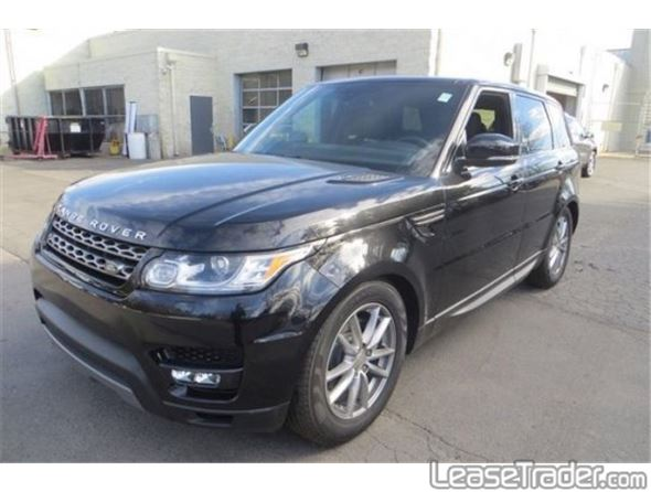2015 range rover sport 3 0l v6 supercharged hse dynamic. Black Bedroom Furniture Sets. Home Design Ideas