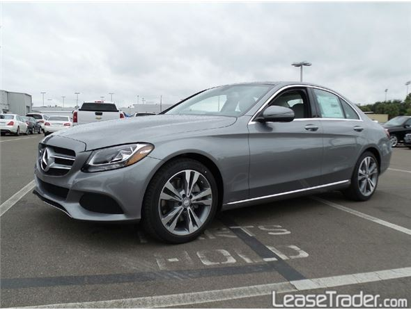 2016 mercedes benz c300 4matic luxury for Mercedes benz c300 residual value