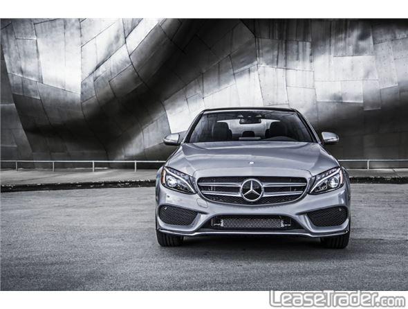 2016 mercedes benz c300 sedan for Mercedes benz dealer pasadena