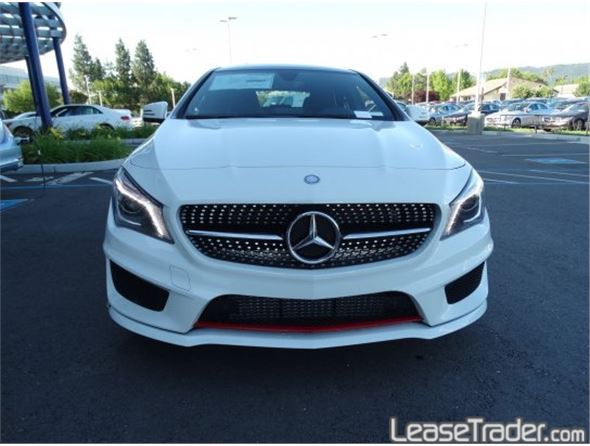 2016 mercedes benz cla250 4matic 4 door coupe for Mercedes benz cla250 4matic