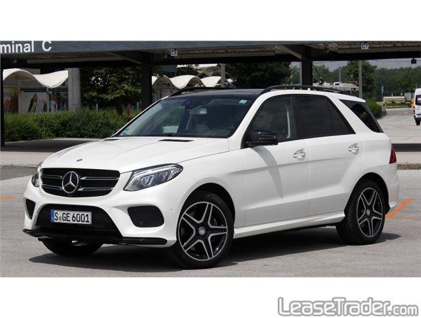2016 Mercedes Benz Gle350 4matic Suv