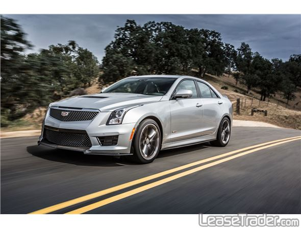 2017 cadillac ats v sedan. Black Bedroom Furniture Sets. Home Design Ideas