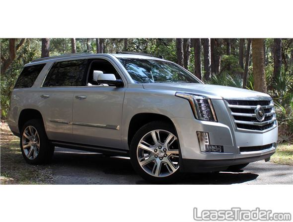 2017 cadillac escalade suv. Black Bedroom Furniture Sets. Home Design Ideas