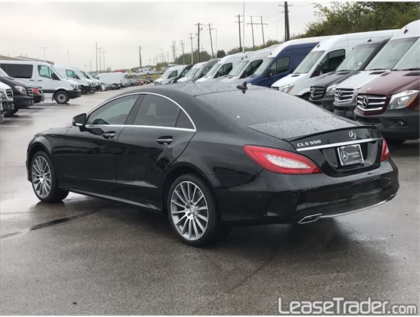 2017 mercedes benz cls550 4matic coupe